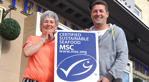 Whiteheads fish and chips - we care about our environmental responsibility