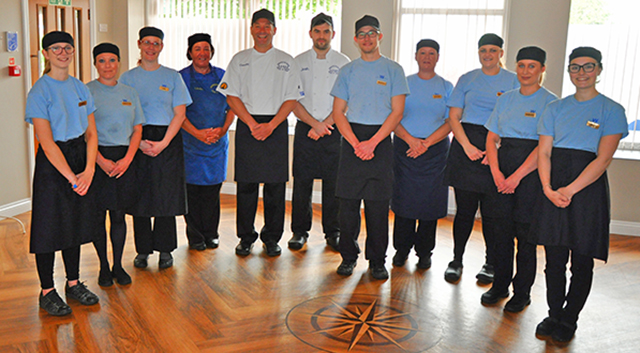 Whitehead's Fish and Chip Restaurant - Our Staff