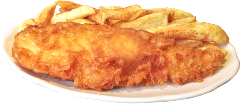 Love Fish and Chips - Love Whiteheads